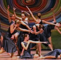 Modern dance classes for all ages in Fairhope, AL