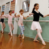ballet classes for everyone, pre-school through adult