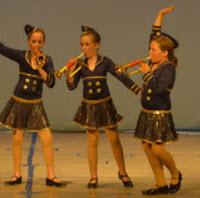 Tap dance classes in Fairhope, AL